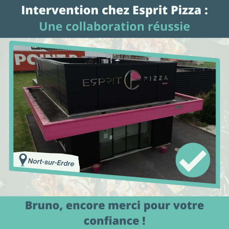 Communication esprit pizza